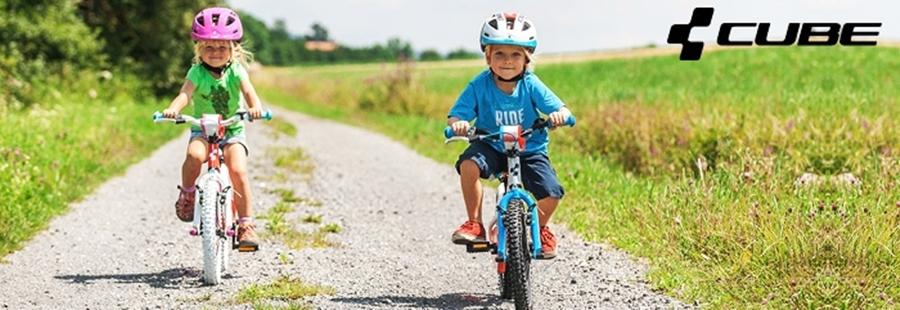 Cube – gama 2015 de biciclete pentru copii