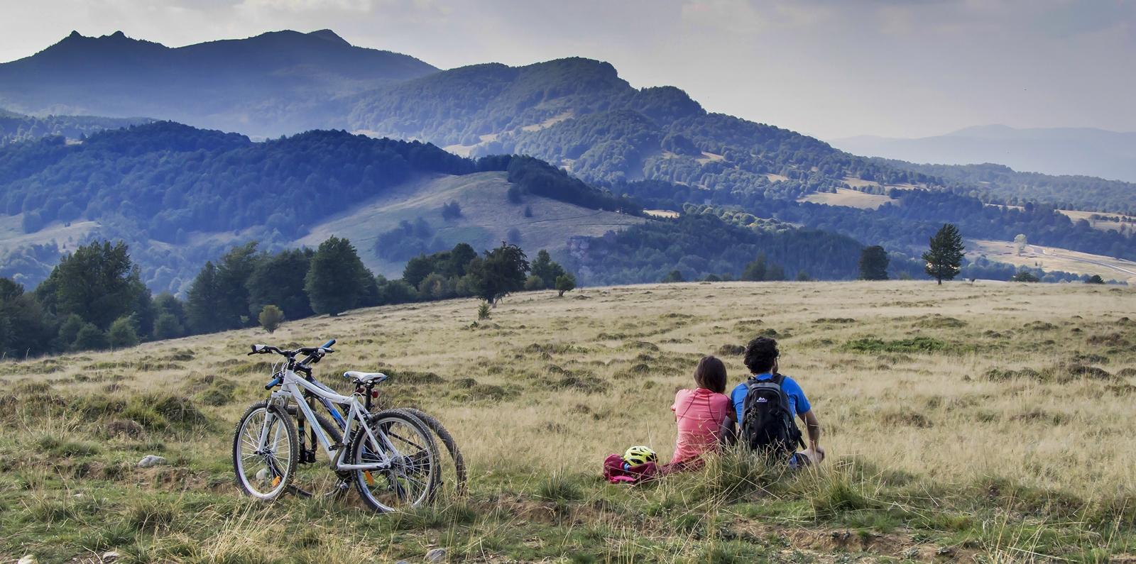 Descopera noi trasee de bicicleta, in inima verde a Maramuresului