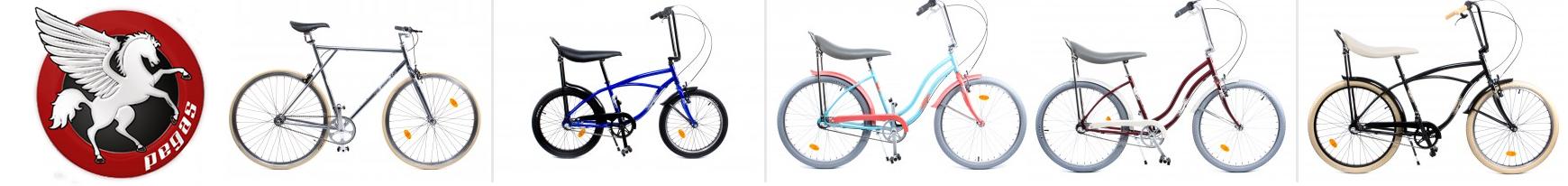 Noile biciclete de oras de la Pegas – legenda continua